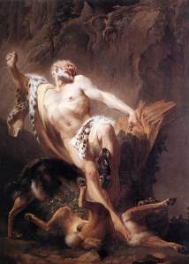 Painting by Joseph-Benoit Suvee