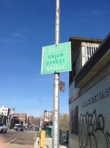 The Union Street Bridge