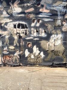 Dean Street Stencil