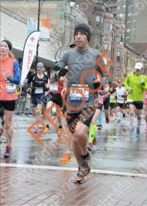 """PROOF"" I ran the 2015 Boston Marathon."