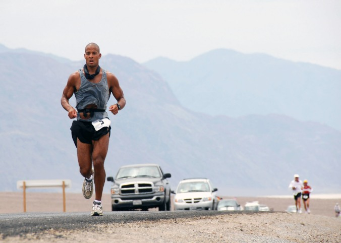 David Goggins Getting it.